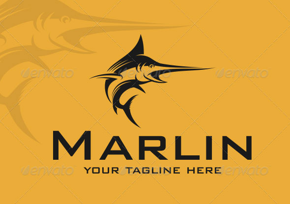 Marlin Logo Template