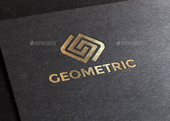 Geometric Logo Template