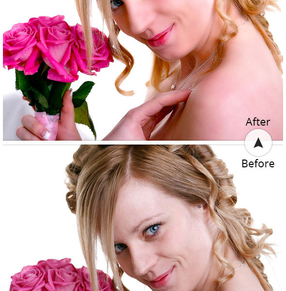 HDR Skin Retouch Action