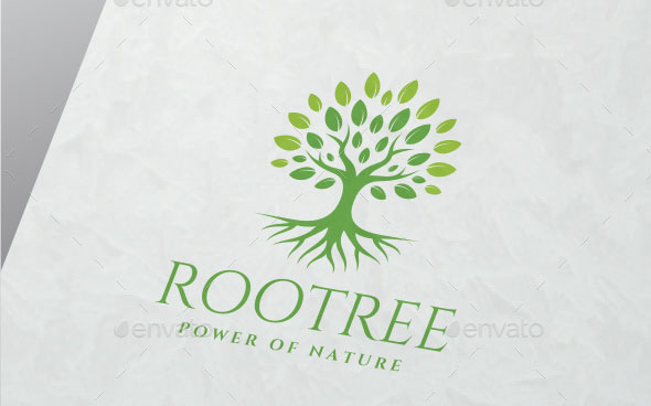 Root Tree Logo