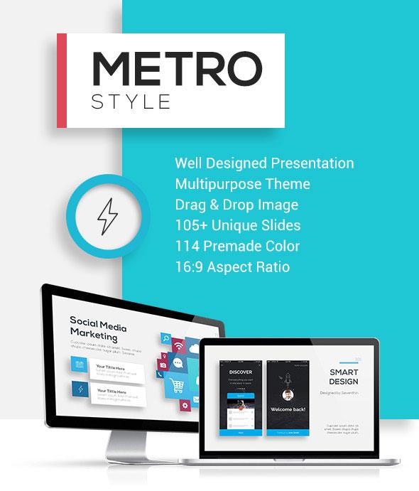 Metro Style Theme