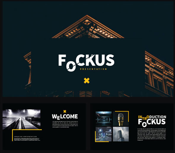 Fockus - Multipurpose Powerpoint