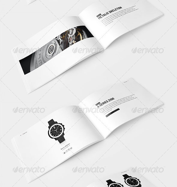 Minimal Watch Catalog