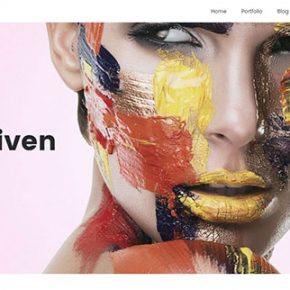20 Best Art Portfolio Wordpress Themes