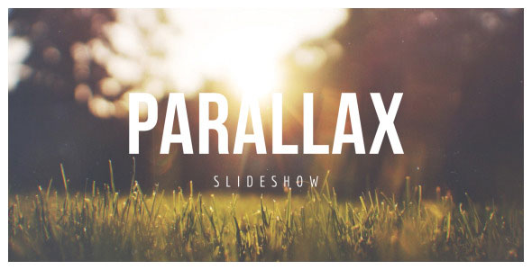 Parallax Scrolling Slideshow