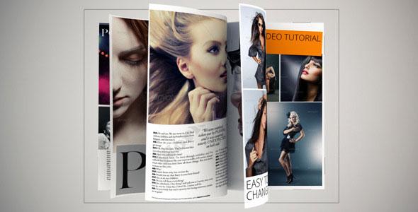 Magazine Animation Pro
