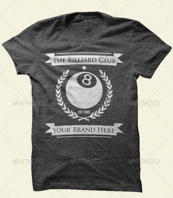 The Billiard Club Shirt