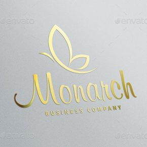 25 Beautiful Flower & Garden Logo Templates