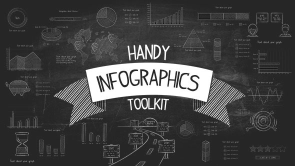 Handy- Infographics Toolkit