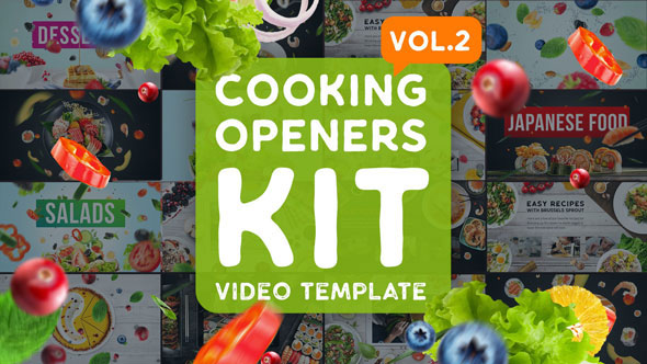 Cooking Intros / Openers - vol 2