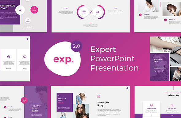 Expert PowerPoint Presentation