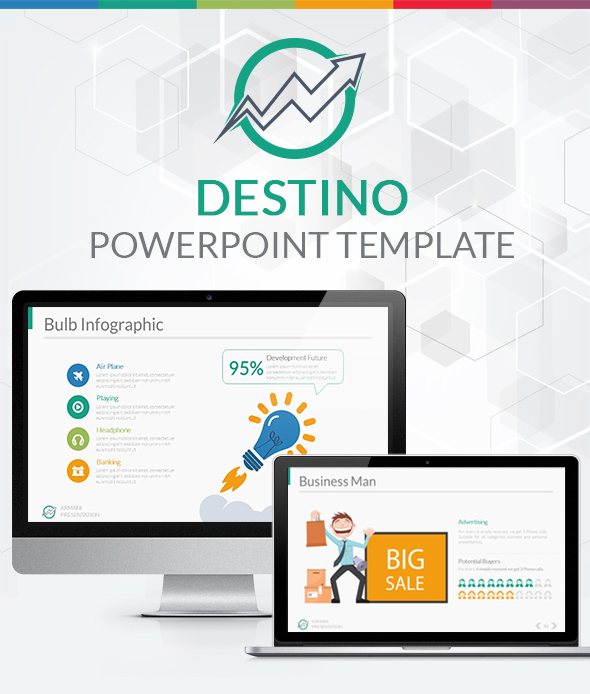 Destino Powerpoint Template