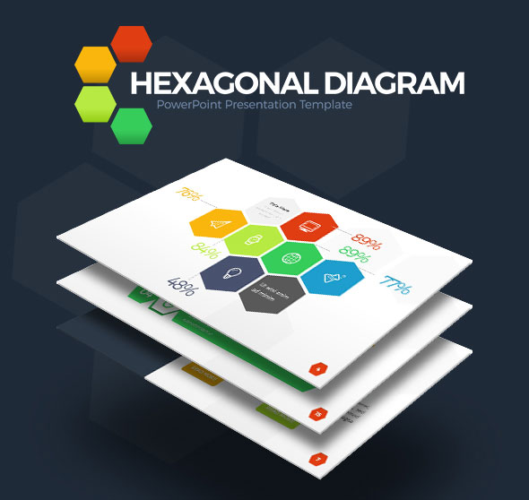 Hexagonal Infographic