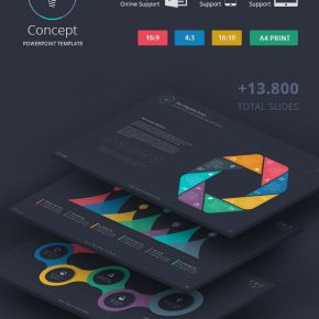20 Kickass PowerPoint Infographic Templates
