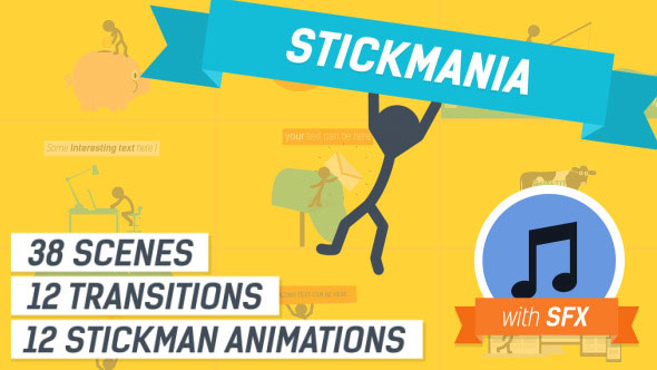 Explainer Video Stickmania