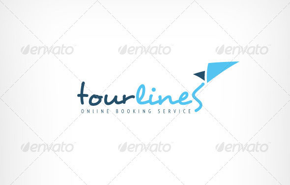 Tour Lines Online Booking Service Logo