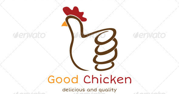 Good Chicken Logo