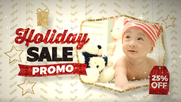 Holiday Sale Promo