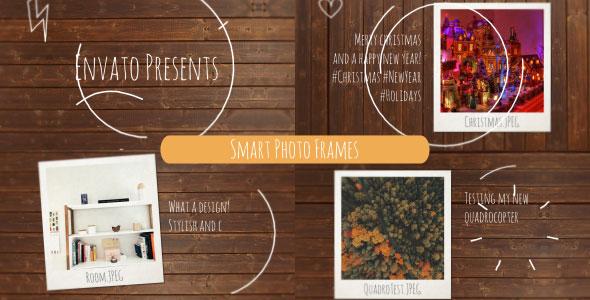 Smart Photo Frames