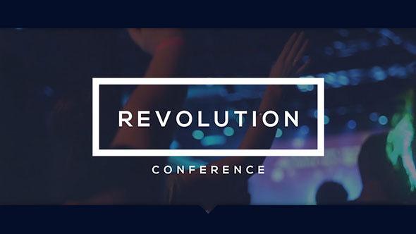 Revolution l Conference Opener