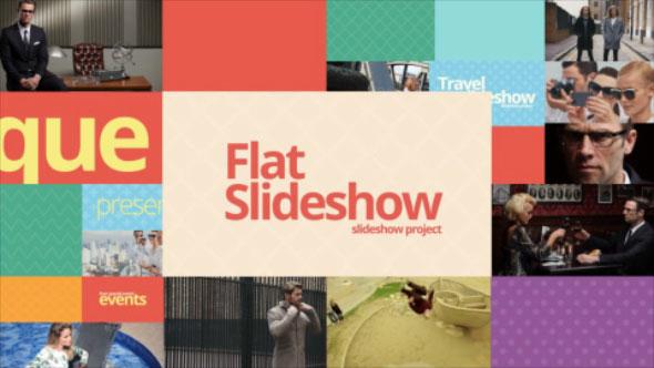 Flat SlideShow