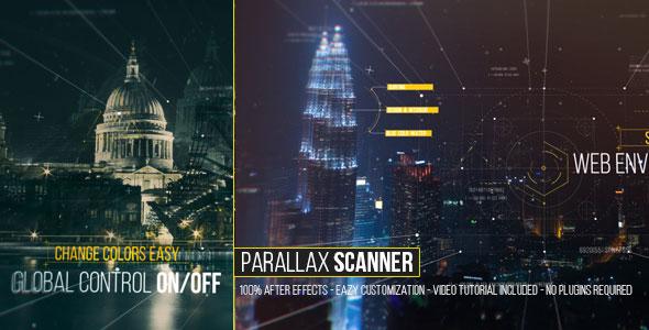 Parallax Scanner