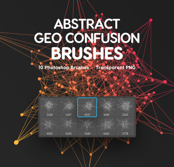 Geometrical Confusion Brushes