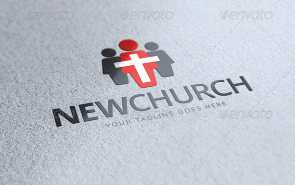 New Church Logo