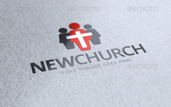New Church Logo