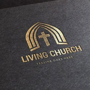 22 Best Church Logo Design Templates