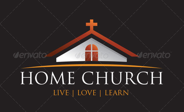 Home Church logo