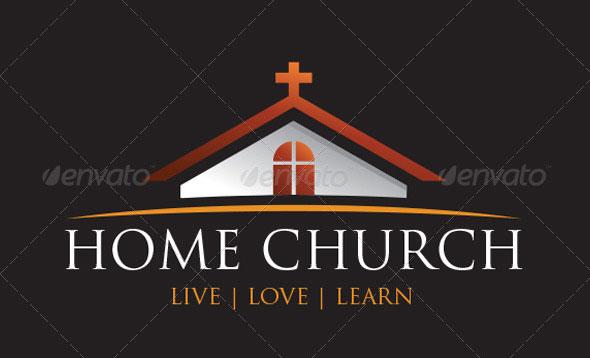 Home Church logo