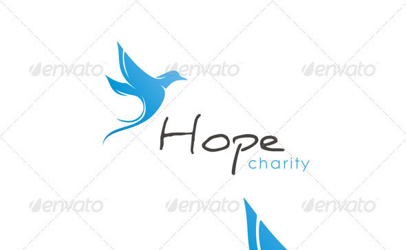 Hope - Charity / Church Logo