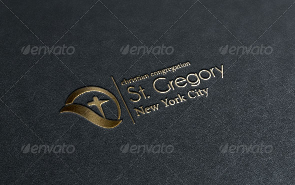 New York Church Logo Template