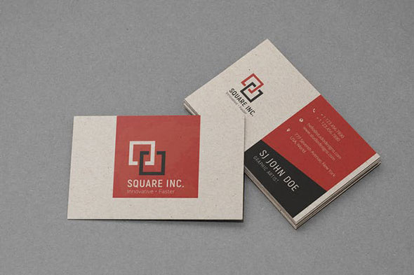 Business Card #01