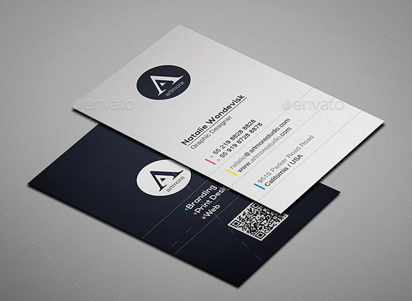 Simple Business Card Vol. I