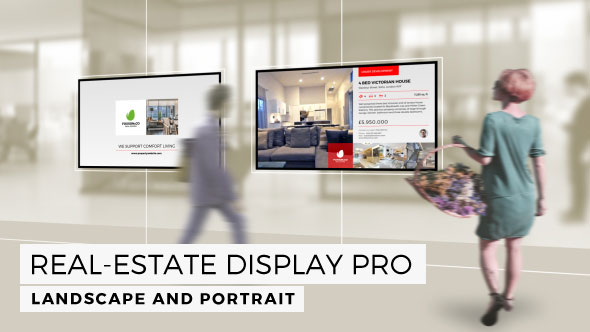 Real-Estate Display Pro