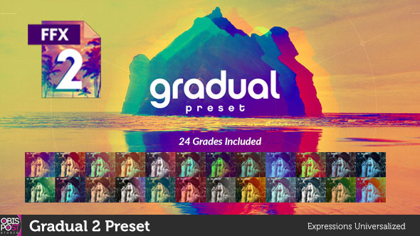 Gradual 2 Preset