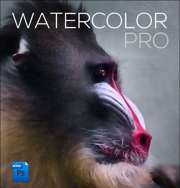 Watercolor Pro