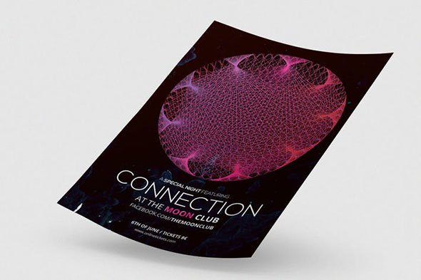 Connection Flyer / Poster
