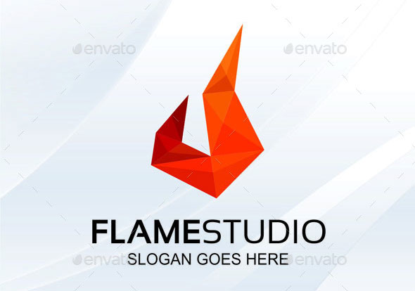 Flame Studio Logo