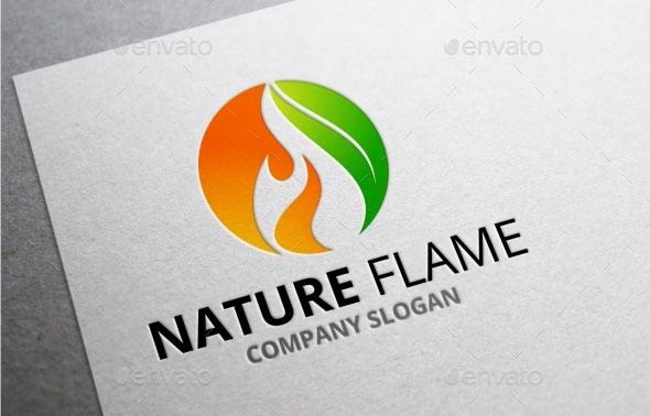 Nature Flame