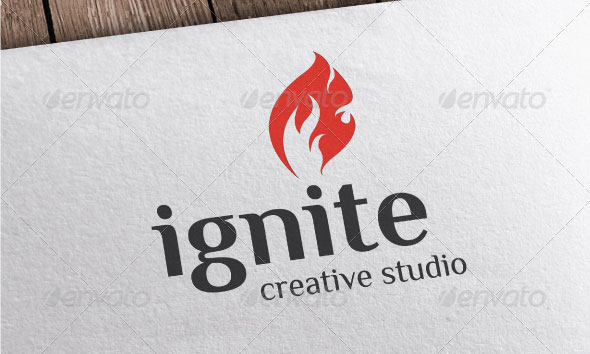 Ignite Logo Template