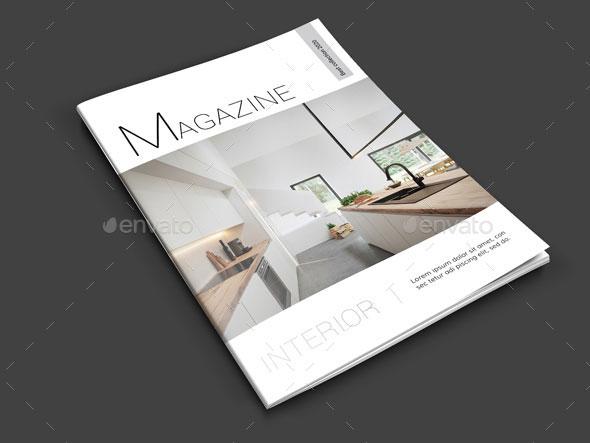 Minimal Interior Magazine