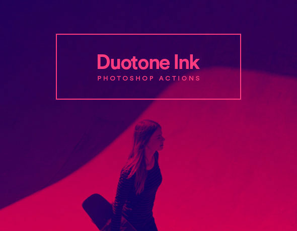 Duotone Ink Actions