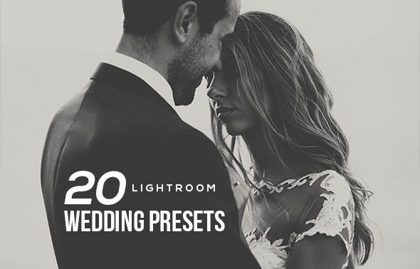 Wedding Premium Lightroom Presets