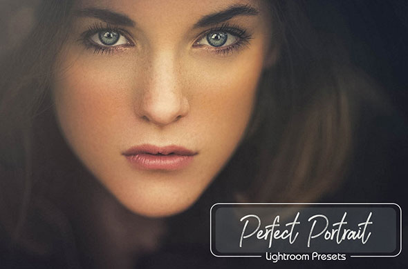 20 Portraits Lightroom Presets