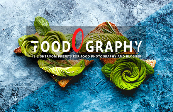 Foodography Lightroom Presets