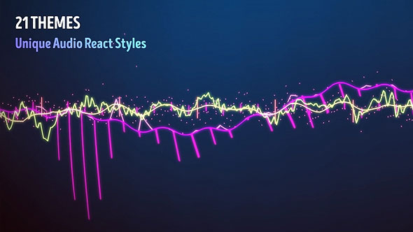 Audio Visualizer Music React