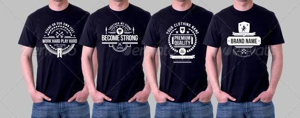T-Shirt Vintage Design